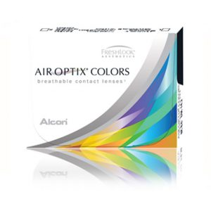 Air Optix Colors<br><small>Con fórmula</small>