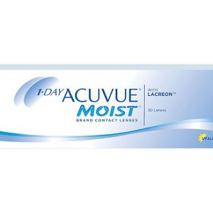 1 Day Acuvue Moist<br><small> </small>