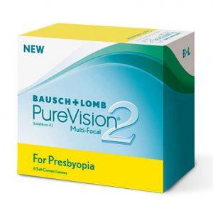 PureVision 2 <br><small>para Presbiscie</small>